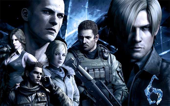 Saiba liberar personagens em Resident Evil 6 (Foto: Divulgação/Capcom)