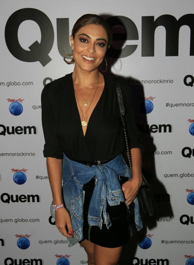 Juliana Paes (Foto: Marcos Rosa/Ed. Globo)