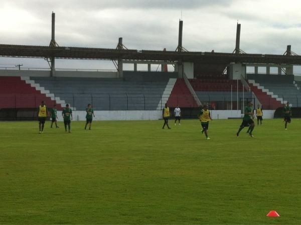 Estádio do Corinthians-AL (Foto: Divulgação)
