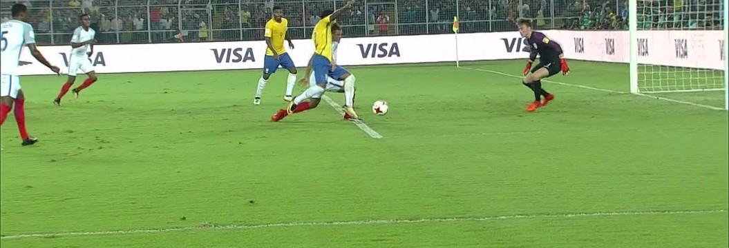 Veja os melhores momentos da vitória da Inglaterra sobre o Brasil. 1a11d949d1b7e
