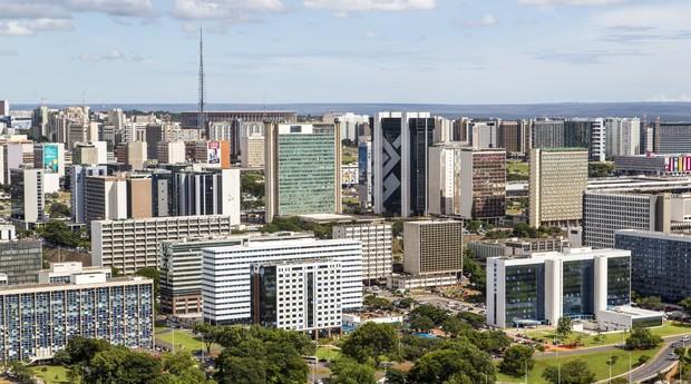 Brasília (Foto: Reprodução/Wikimedia Commons)