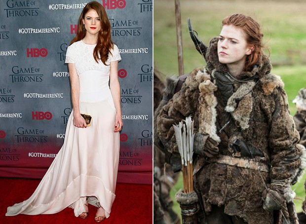 Game of Thrones - Rose Leslie (Foto: Reuters | Divulgação)
