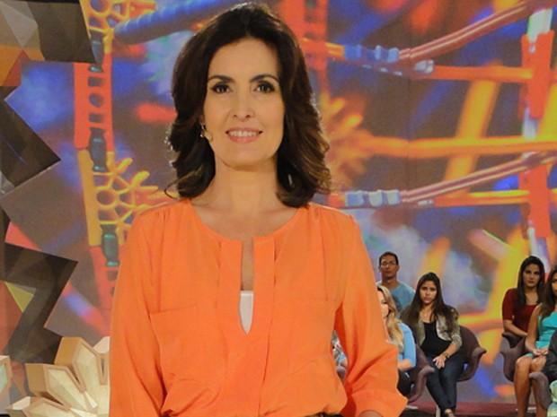 Programa de Fátima Bernardes vai homenagear Chacrinha (Foto: Encontro com Fátima Bernardes/ TV Globo)