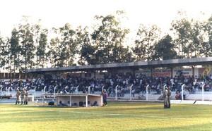Estádio Saraivão, do Ivinhema (Foto: Divulgação/FFMS)