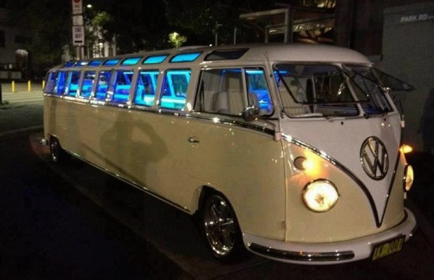 limusine kombi (Foto: Divulgao/Imperial Coach Builders)