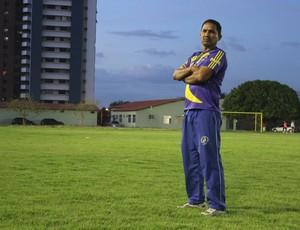 Elivaldo Morais- Tiradentes-PI (Foto: Emanuele Madeira/GLOBOESPORTE.COM)