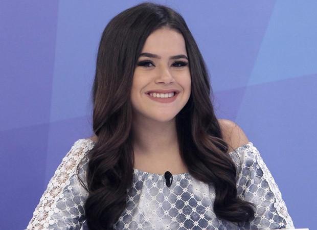 Maisa Silva (Foto: Divulgação/SBT)