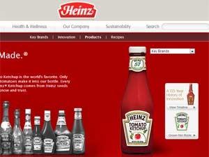 Associação pede retirada de lote do ketchup Heinz do mercado (Foto: Reprodução)