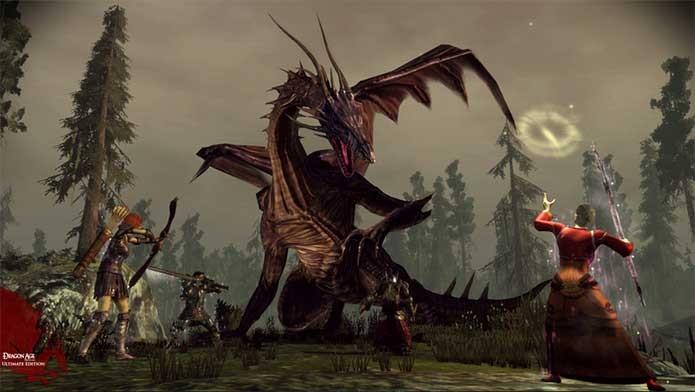 Dragon Age: Origins (Foto: Divulgação/BioWare)