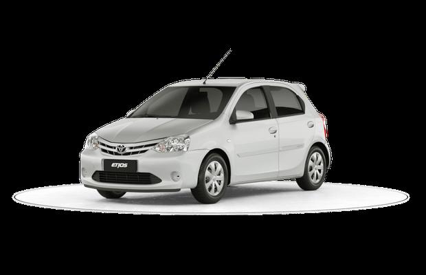 Toyota Etios White Pack hatch (Foto: Divulgação)