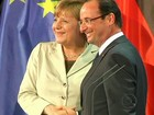 Hollande vai a Berlim em busca de cooperação com Merkel