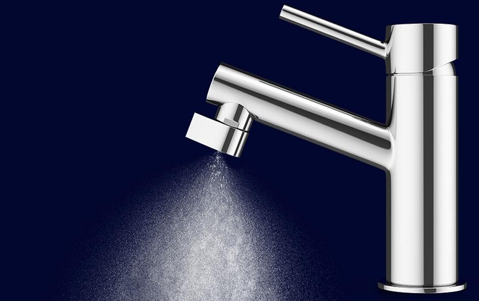 O bocal desenvolvido pela sueca Altered: economia de 98% (Foto: Divulgação/Altered Company)