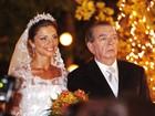Grazi Massafera lamenta morte de Umberto Magnani: 'Sempre querido'