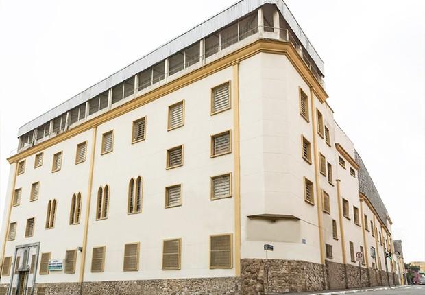 Colégio São Vicente de Paulo, na Penha (Foto: Divulgação)