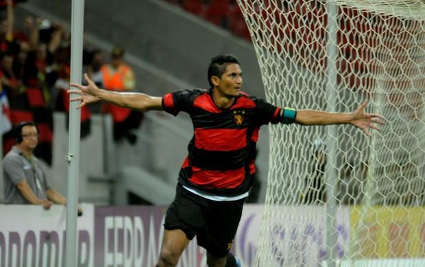 náutico x sport durval (Foto: Aldo Carneiro / Pernambuco Press)