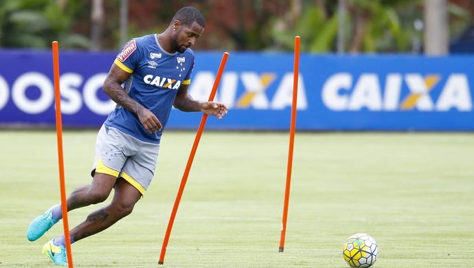 Dedé; Cruzeiro (Foto: Washington Alves/Light Press)