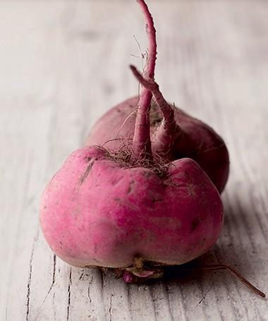 raiz aparecida (Foto:  Hilde / Stock Food)