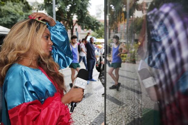 Cariúcha (Foto: Marcos Serra Lima / Ego)