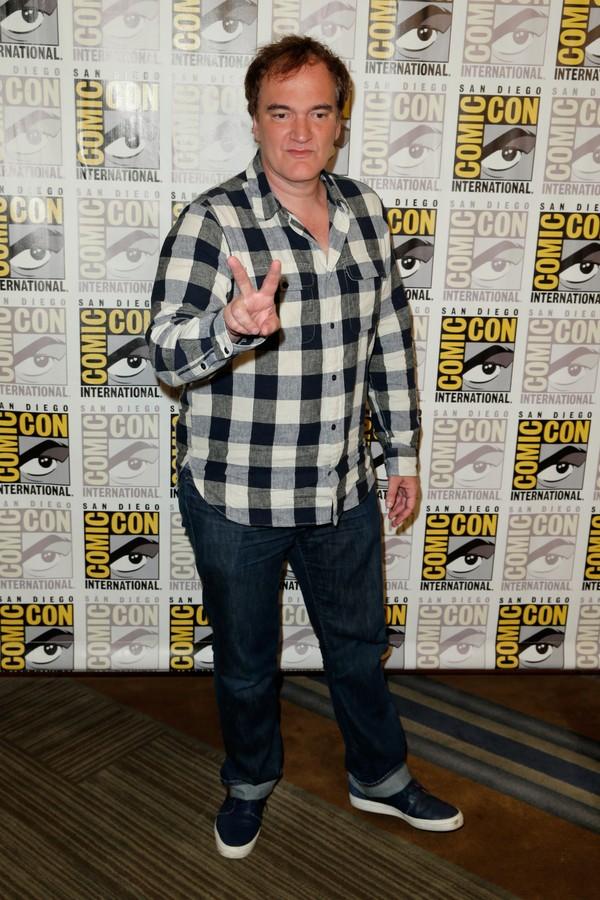 Quentin Tarantino nunca escondeu sua tara por pés (Foto: Getty Images)