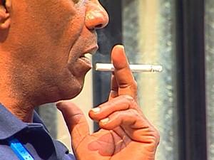 GNews - cigarro (Foto: Reprodução/GloboNews)