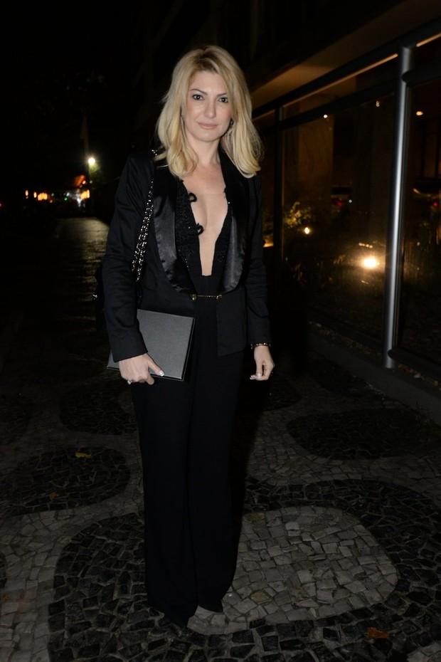 Antônia Fontenelle em festa no Rio (Foto: Leo Marinho/Ag News)