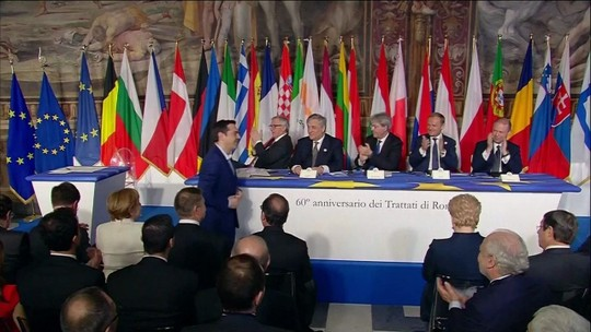 Líderes da União Europeia reafirmam unidade do bloco