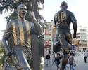 Apaixonados por brasileiros, turcos exaltam Felipe Melo, Alex e Diego