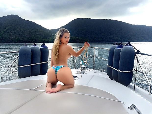 Jessica Lopes (Foto: Divulgação)