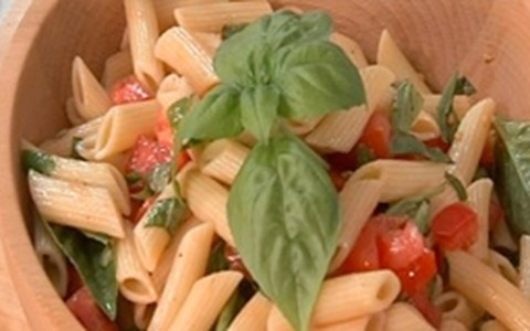 Penne vegetariano