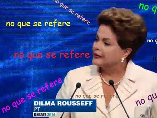 meme - dilma (Foto: Reprodução)