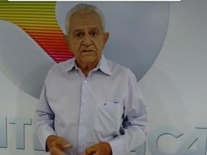 Galileu (PT), candidato a prefeito de Divinópolis (Foto: Ricardo Welbert/G1)