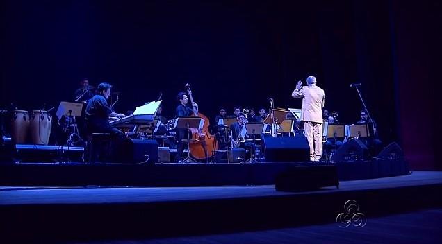 9ª edição do Festival Amazonas de Jazz tem início em Manaus (Foto: Bom Dia Amazônia)