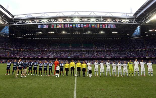 Uruguai Grã-Bretanha hino (Foto: Getty Images)