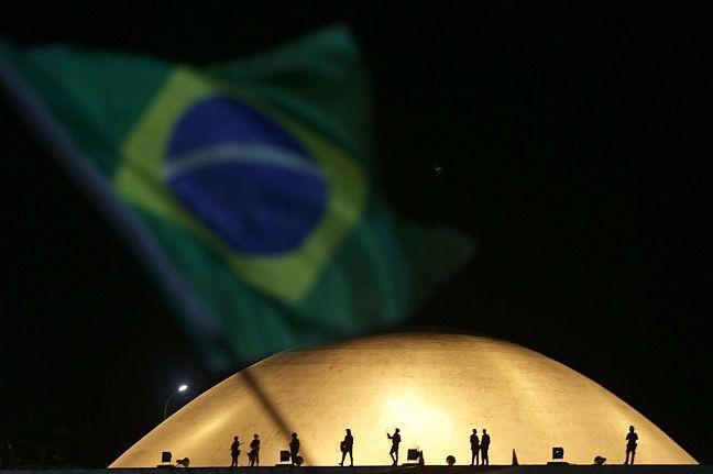 Congresso Nacional (Foto: Eraldo Peres / AP)