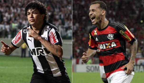 O Galo recebe o Flamengo pelo Campeonato Brasileiro (Foto: Reprodução Globoesporte)