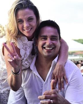 Xanddy e Carla Perez (Foto: Saulo Brandão / Divulgação)