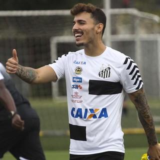 Zeca - Santos  (Foto: Ivan Storti/Santos FC)