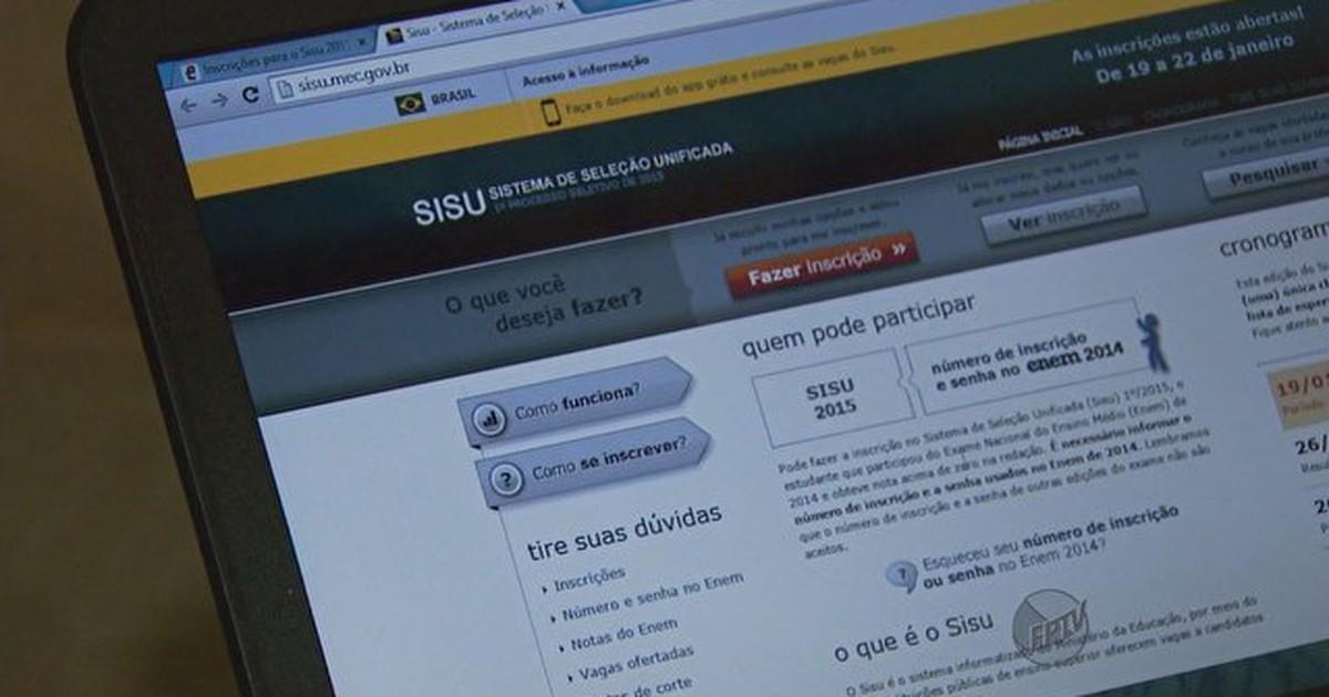 Universidade Federal do Ceará passa dos 140 mil inscritos pelo Sisu - Globo.com