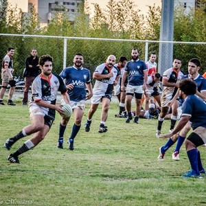 BH Rugby x Montes Claros (Foto: Ramon Mourão/BH Rugby)