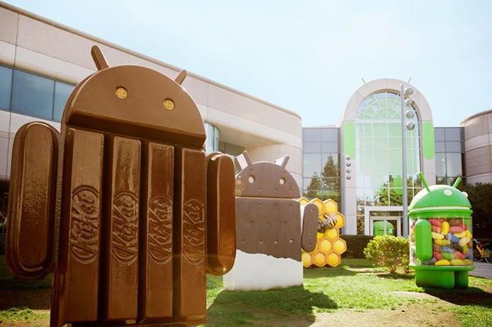 Android (Foto: Divulgação/Android)