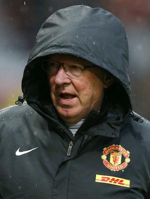Alex Ferguson Manchester United (Foto: Reuters)