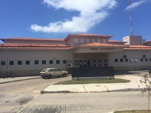 Unidade é o único hospital da cidade (Foto: Renata Igrejas/Inter TV)