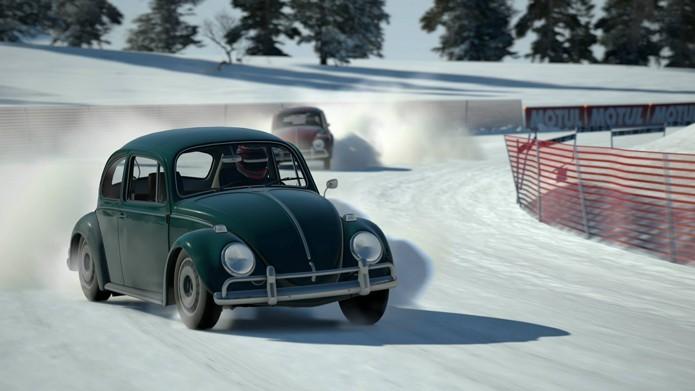 Gran Turismo 6 tem resolução maior e efeitos mais caprichados (Foto: Reprodução/Filipe Garrett)