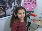 'É fácil', diz baterista de 6 anos que levou título de mais jovem do país