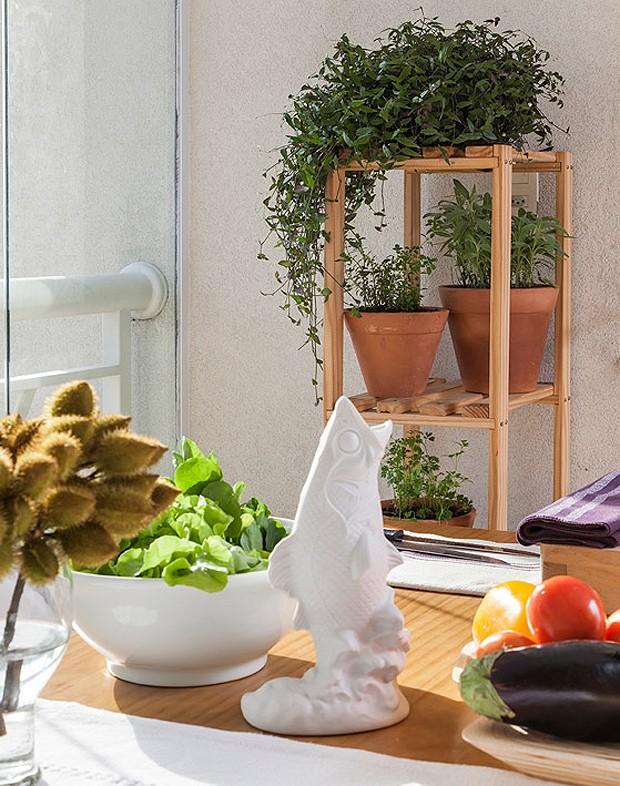 horta e jardim juntos: em 30 dias ganha sala de jantar e horta – Casa e Jardim