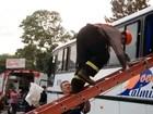 ERS-122 tem dois acidentes e um desabamento na Serra do RS, diz PM