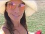 Joana Balaguer exibe cintura fininha ao curtir dia de sol em Portugal: 'Verão'