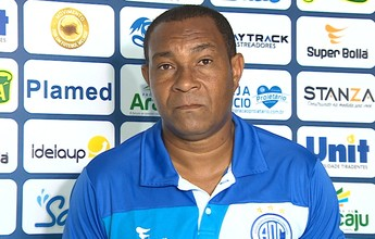 ''Sou Boca desde criancinha'', afirma Batista, técnico interino do Confiança