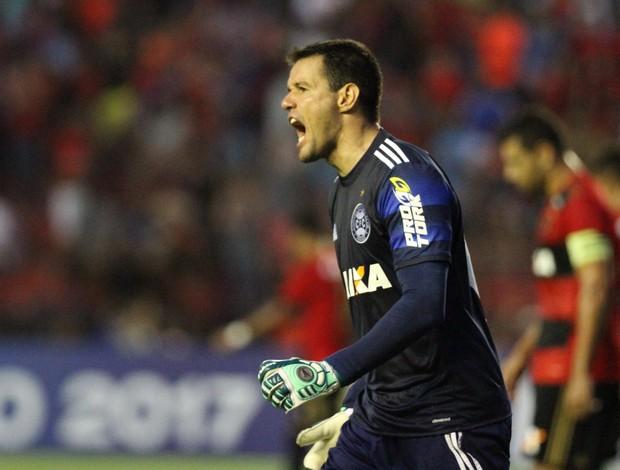 Sport x Coritiba Wilson Diego Souza
