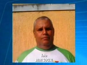 Sebastião Carlos de Menezes segue em estado grave (Foto: TV Integração/Reprodução)